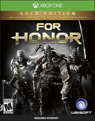 For Honor: Gold Edition (Includes Extra Content + Season Pass subscription) - Xbox One Digital Code