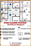 Book Cover for Fire Alarm System- Diagrams (SELF-STARTER UNIVERSITY Book 1)