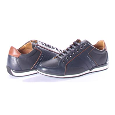 Mens Mirage_Tenn_Buzz Low-Top Sneakers BOSS NN3b1VMK