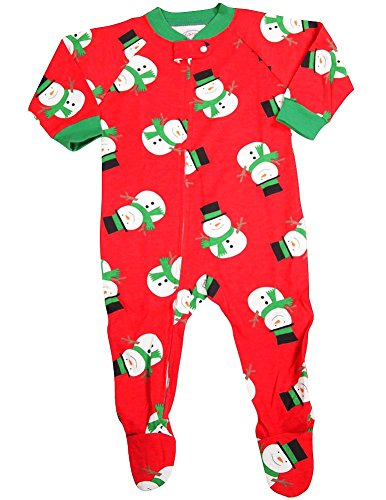 Saras Prints Baby Footed Coverall