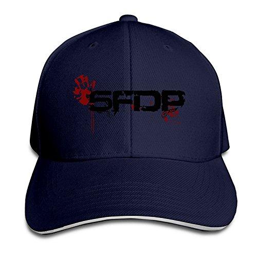 BestSeller Five Finger Death Punch Logo Adjustable Sandwich Peaked Baseball Caps Hats For Unisex (Halloween Finger Sandwiches)
