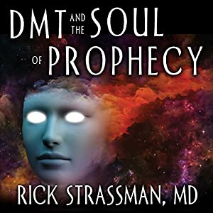 DMT and the Soul of Prophecy Hörbuch