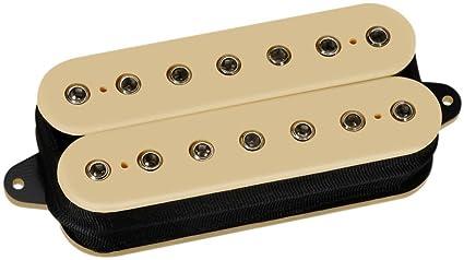 DiMarzio DP712BK - Pastilla para guitarra eléctrica