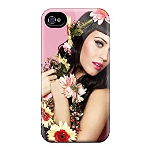 New AlfrH7518pqCFb Katy Perry The One That Got Away Tpu Cover Case For Iphone 4/4s