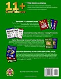 11+ Confidence: CEM style Practice Exam Papers Book 2: Complete with answers and full explanations