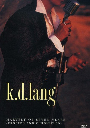 k.d. lang - Harvest of Seven Years (Cropped and ()