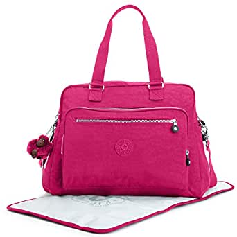 Amazon Com Kipling Alanna Baby Bag With Multiple