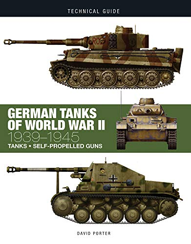 German Tanks of World War II: 1939-1945 (Technical -