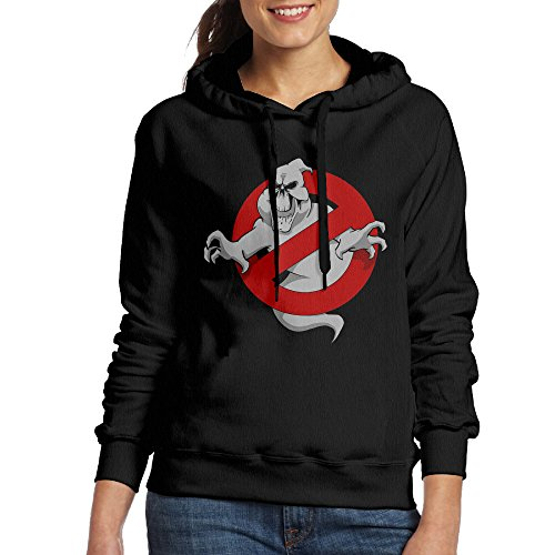 ROTATEL Women's Ghost Supernatural Comedy Film Busters Particular Hoodie Hoodies Size XXL (Ghost Dance Costume)