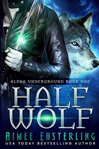 book cover of Half Wolf