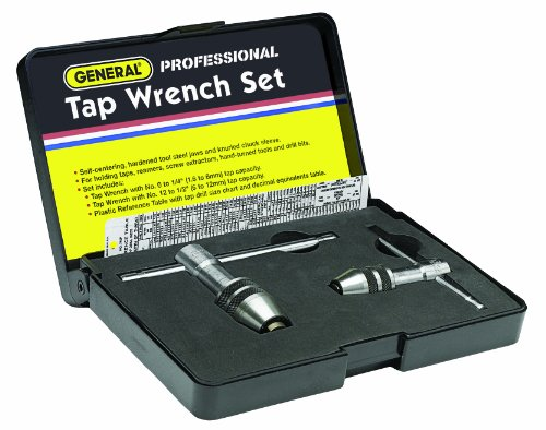 (General Tools 167 Professional Tap Wrench)