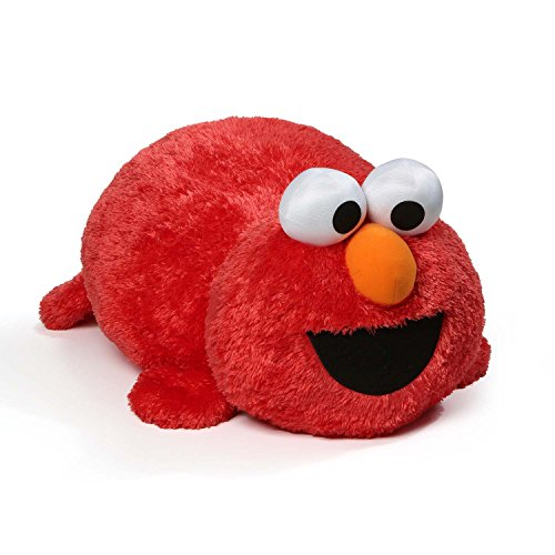Elmo Monster Snugalumps Sesame Street Stuffed Plush Toy