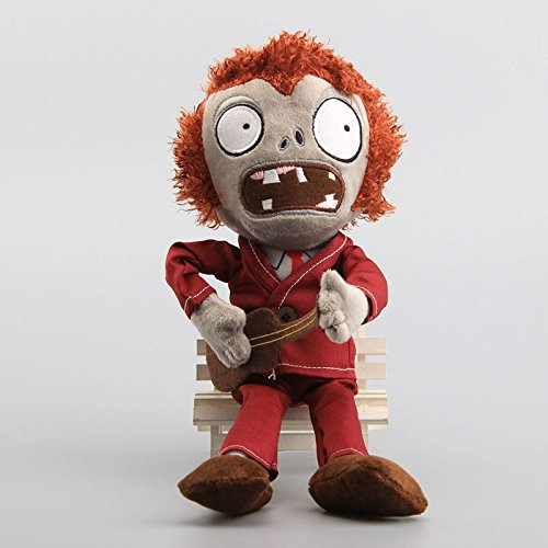 Michael Jackson Costume For Toddler (Dancing Zombie 12 Inch Toddler Stuffed Plush Kids Toys PVZ)