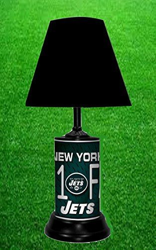 NEW YORK JETS TABLE LAMP