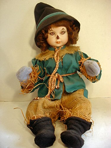 Marie Osmond Wizard of Oz Baby Scarecrow Hand Numbered Po...