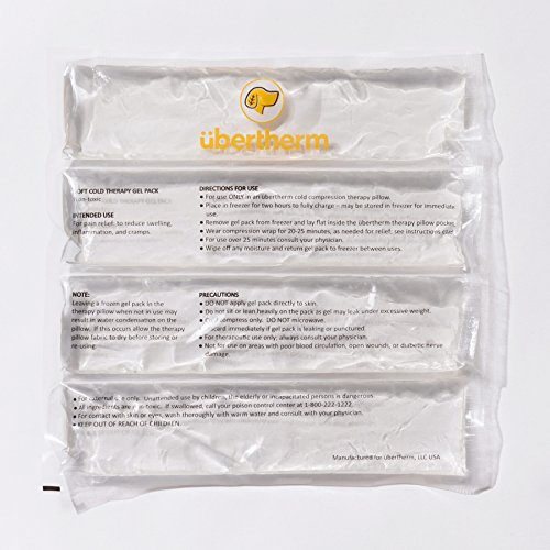 übertherm Additional Cold Gel Pack for KNEE or ELBOW - Knee Elbow