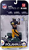 troy polamalu figure - Mcfarlane Toys Nfl Sports Picks Series 21 Troy Polamalu
