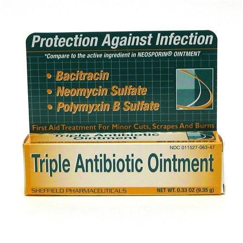 Dr. Sheffield Triple Antibiotic Ointment Case Pack 24 Dr. Sheffield Triple Antibiotic Ointment Case