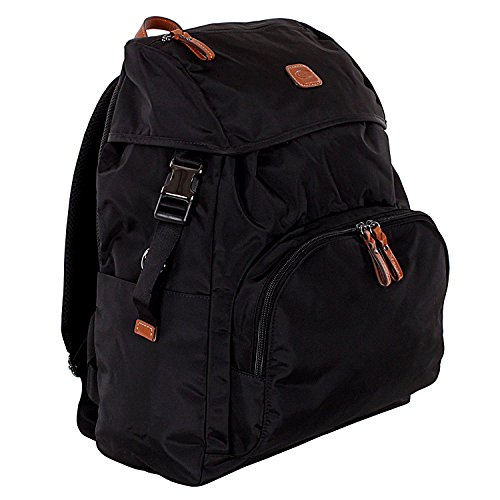 Bric's X Travel Excursion Backpack, Black by Bric's