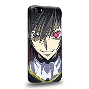 Diy iPhone 6 plus The most popular CODE GEASS Lelouch of the Rebellion Lelouch vi Britannia Zero 1269 Protective Snap-on Hard Back Case Cover for Apple iPhone 6 plus