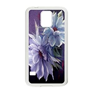 HEHEDE Phone Case Of Painting Flower For Samsung Galaxy S5 I9600