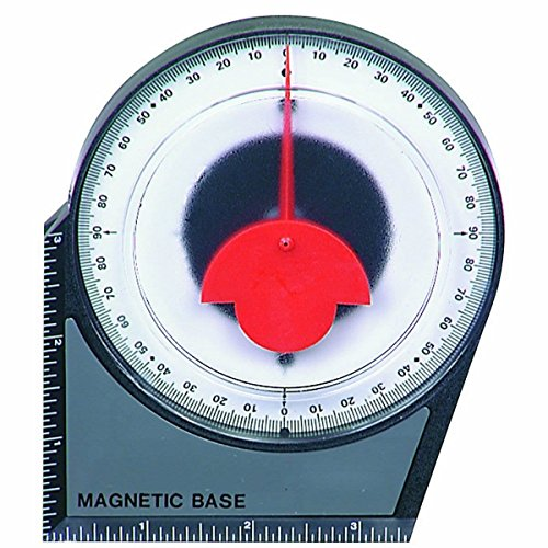Dial Magnetic Base Angle Finder Protractor Gauge Protracter Finding Degree - Dial Angle
