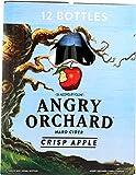 Angry Orchard Crisp Apple Hard Cider, 12 pk, 12
