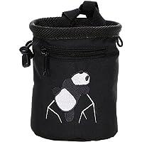 AMC(TM Rock Climbing Panda Bear Design Chalk Bag...