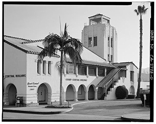 Photo: Grand Central Air Terminal,1310 Air Way,Glendale,Los Angeles - Terminal Melbourne 3