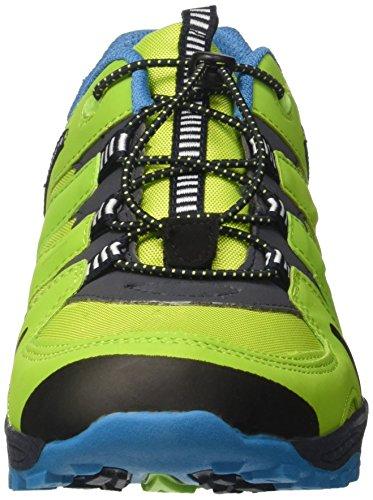 GEKA Fremont, Zapatos de Low Rise Senderismo Para Hombre Amarillo (Lemon/marine/petrol Lemon/marine/petrol)