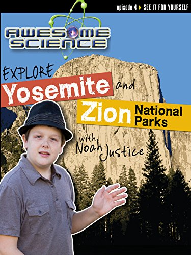 Awesome Science ''Explore Yosemite/Zion'' by
