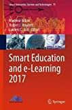 img - for Smart Education and e-Learning 2017 (Smart Innovation, Systems and Technologies) book / textbook / text book