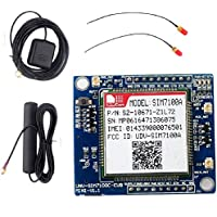 Geekstory SIM7100A Module 4G ITE Development Board with Antenna for Arduino Raspberry Pi Wind
