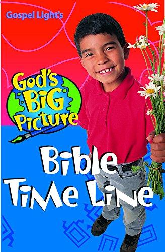 God's Big Picture Bible Timeline (KidsTime)