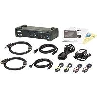 Aten 2PORT USB3.0 4K DP MST KVMP (CS1922M)