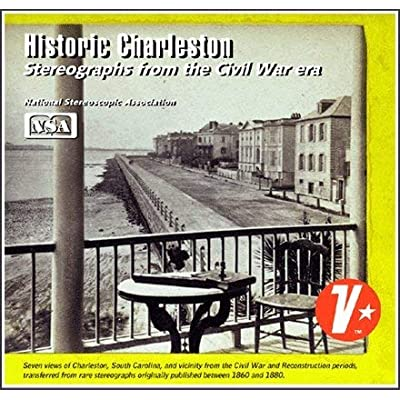 Historic Charleston 1860-1880 ViewMaster Reel: Toys & Games