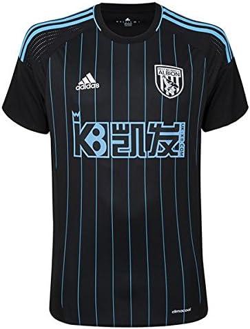 Adidas 2016 2017 West Bromwich Albion Away Football Shirt Amazon Co Uk Sports Outdoors