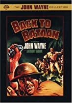 Back to Bataan  Directed by Edward Dmytryk