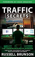 Master the evergreen traffic strategies to fill your website and funnels with your dream customers in this timeless book from the $100M entrepreneur and co-founder of the software company ClickFunnels.The biggest problem that most entrepreneu...