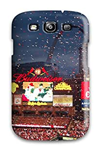 st_ louis cardinals MLB Sports & Colleges best Samsung Galaxy S3 cases