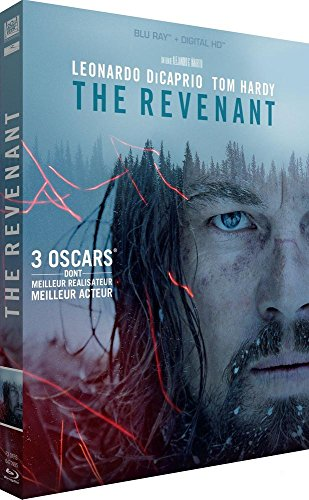 Price comparison product image The Revenant [Blu-ray + Digital HD]