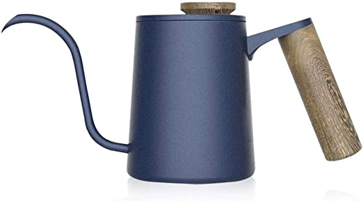 XWSH Cafetera de diseño Simple, cafetera de Mano Boutique, Tetera ...