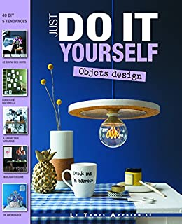 Amazon objets nature just do it yourself charlotte de et objets design just do it yourself solutioingenieria Image collections