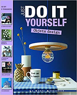 Amazon objets design just do it yourself charlotte de et amazon objets design just do it yourself charlotte de et puis la neige livres solutioingenieria Gallery