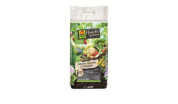 Compo Abono para Plantas Ornamentales, frutales, hortalizas y ...