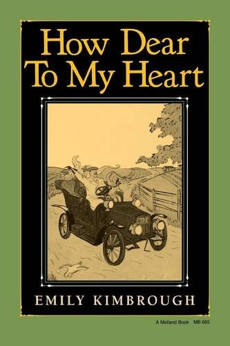 How Dear to My Heart (Library of Indiana Classics)