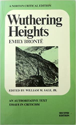 com wuthering heights norton critical editions  wuthering heights norton critical editions revised edition