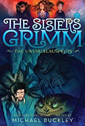 Unusual Suspects (The Sisters Grimm #2): 10th Anniversary Edition (Sisters Grimm, The)