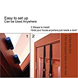 Aadjdoy Hanging on Door Swing Kit Set - Adult