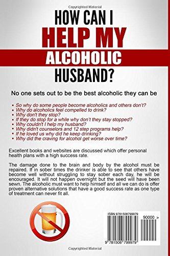 Is my husband an alcoholic